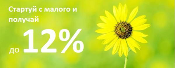Проценты и условия вкладов от МКБ