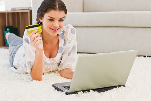 Товар в кредит онлайн